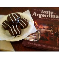 Mini Dark Chocolate Alfajor