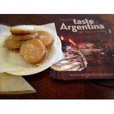 Mini Honey Alfajor