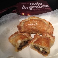 Beef and Egg Empanada